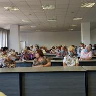 Účast občanů města Kladna, ale i z dalších okresů kraje byla oproti dřívějším Kulatým stolům menší.